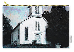 Rossville Church And Cemetery Carry-all Pouch