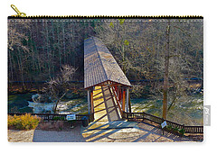 Roswell Covered Bridge Carry-all Pouch