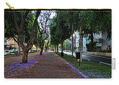 Rothschild Boulevard Carry-all Pouch