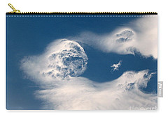Round Clouds Carry-all Pouch