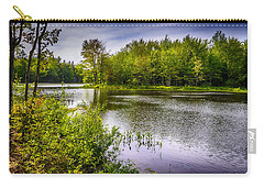 Round The Bend 35 Carry-all Pouch by Mark Myhaver