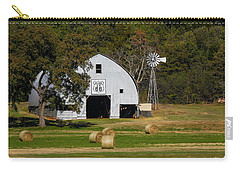 Route 66 Barn Carry-all Pouch