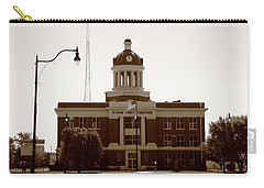 Route 66 - Beckham County Courthouse Carry-all Pouch