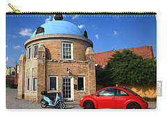 Route 66 - Blue Dome Of Tulsa Carry-all Pouch