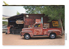 Route 66 Garage And Pickup Carry-all Pouch