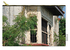 Royal Balcony Carry-all Pouch by Kiran Joshi
