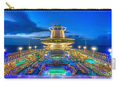 Royal Carribean Cruise Ship  Carry-all Pouch