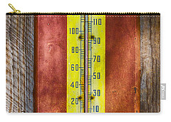 Royal Crown Barn Thermometer Carry-all Pouch