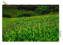 Carry-all Pouch featuring the photograph Royal Hawaiian Golf by Angela DeFrias
