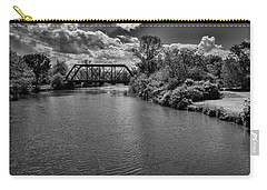 Royal River No.2 Carry-all Pouch by Mark Myhaver