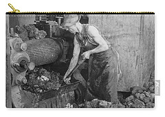 Rubber Production, C1928 Carry-all Pouch by Granger