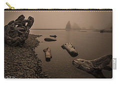 Ruby Beach Fog Carry-all Pouch