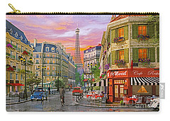 Rue Paris Carry-all Pouch