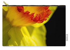 Ruffled Cup Carry-all Pouch by Caitlyn  Grasso