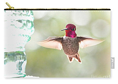 Rufous Hummingbird Carry-all Pouch