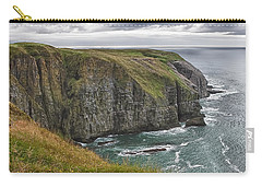 Carry-all Pouch featuring the photograph Rugged Landscape by Eunice Gibb