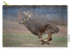 Running Buck Carry-all Pouch