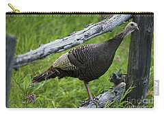 Rural Adventure Carry-all Pouch by Nina Stavlund