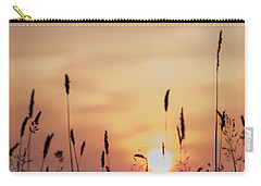 Rural Sunset Carry-all Pouch