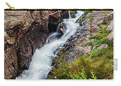 Rushing Thru Carry-all Pouch by Steven Reed