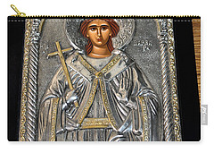 Russian Byzantin Icon Carry-all Pouch
