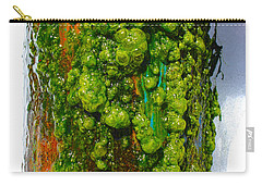 Rust And Moss Carry-all Pouch