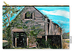 Rustic Barn - Mooresburg - Tennessee Carry-all Pouch