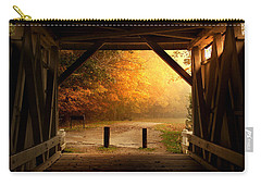 Rustic Beauty Carry-all Pouch by Rob Blair