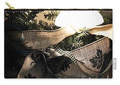 Rustic Holiday Carry-all Pouch