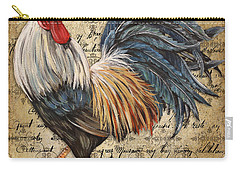 Rustic Rooster-jp2119 Carry-all Pouch