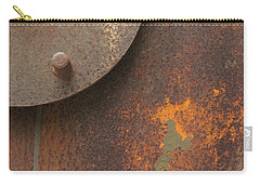 Rusty Abstraction Carry-all Pouch