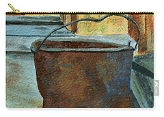 Rusty Bucket Carry-all Pouch