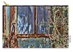 Rusty Charm By Diana Sainz Carry-all Pouch