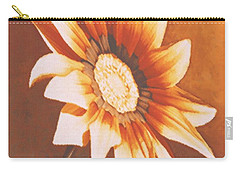 Rusty Gazania Carry-all Pouch