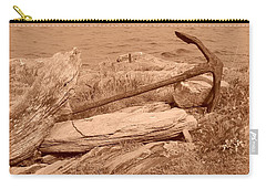Rusty Carry-all Pouch by Jean Goodwin Brooks