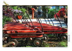 Rusty Old Wagons Carry-all Pouch