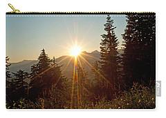 Sabbath Sunset Carry-all Pouch