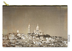 Sacre Coeur Basilica Of Montmartre In Paris Carry-all Pouch