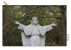 Sacred Heart Of Jesus Carry-all Pouch