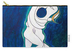 Sacred Kiss Carry-all Pouch