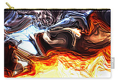 Sacrifice Carry-all Pouch by Richard Thomas