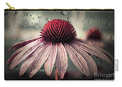 Carry-all Pouch featuring the photograph Sad Solitude by Aimelle
