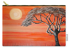 Safari Sunset 2 Carry-all Pouch