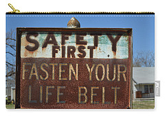 Safety First Carry-all Pouch