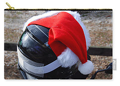Safety First Santa Carry-all Pouch