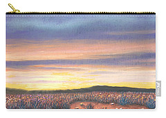 Sagebrush Sunset B Carry-all Pouch
