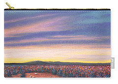 Sagebrush Sunset C Carry-all Pouch