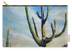 Saguaro Cacti Carry-all Pouch