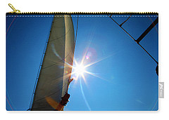 Sail Shine By Jan Marvin Studios Carry-all Pouch