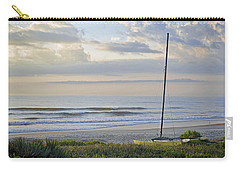 Sailboat At Dawn Carry-all Pouch